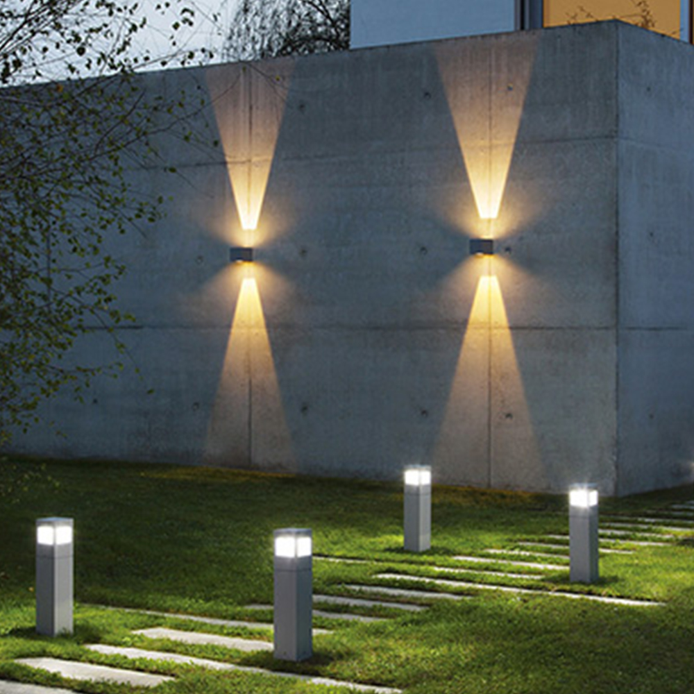 Exterior Architectural Lights