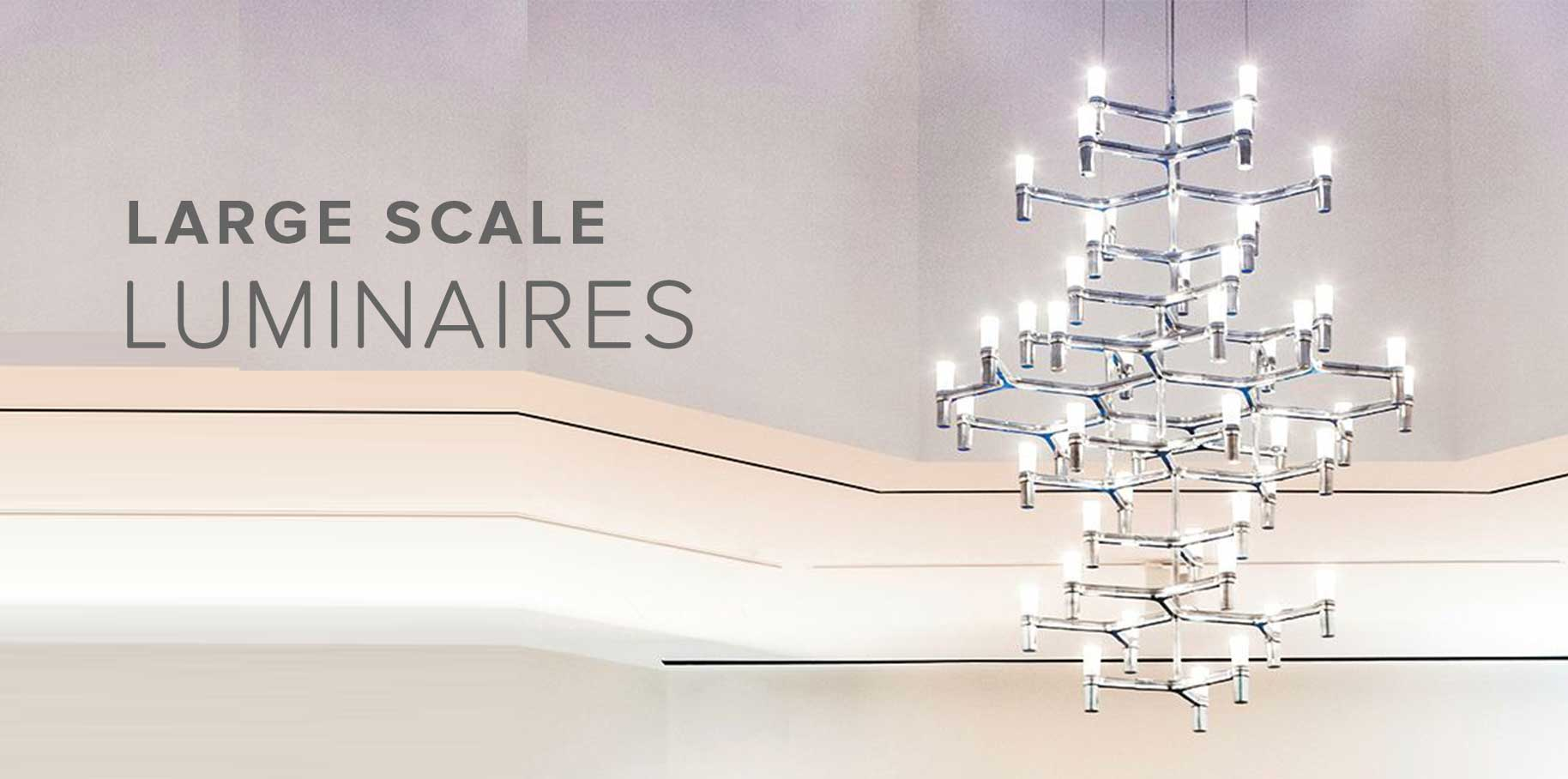 Large Scale Luminaires