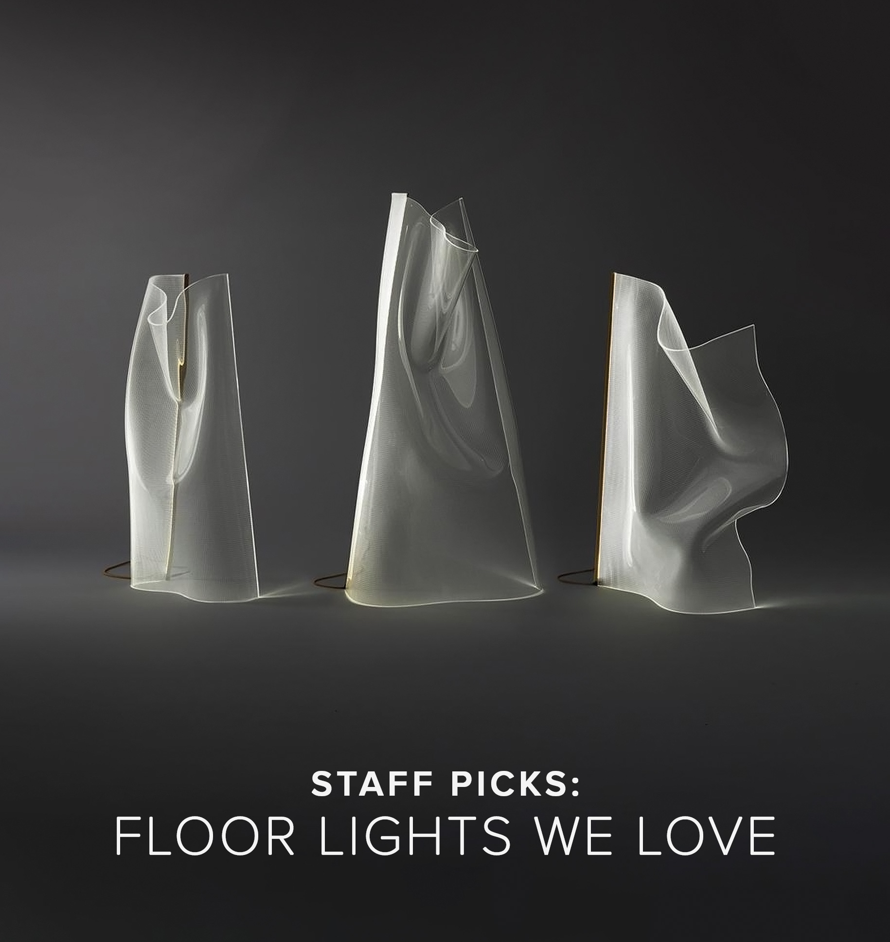 Staff Picks: Floor Lamps
