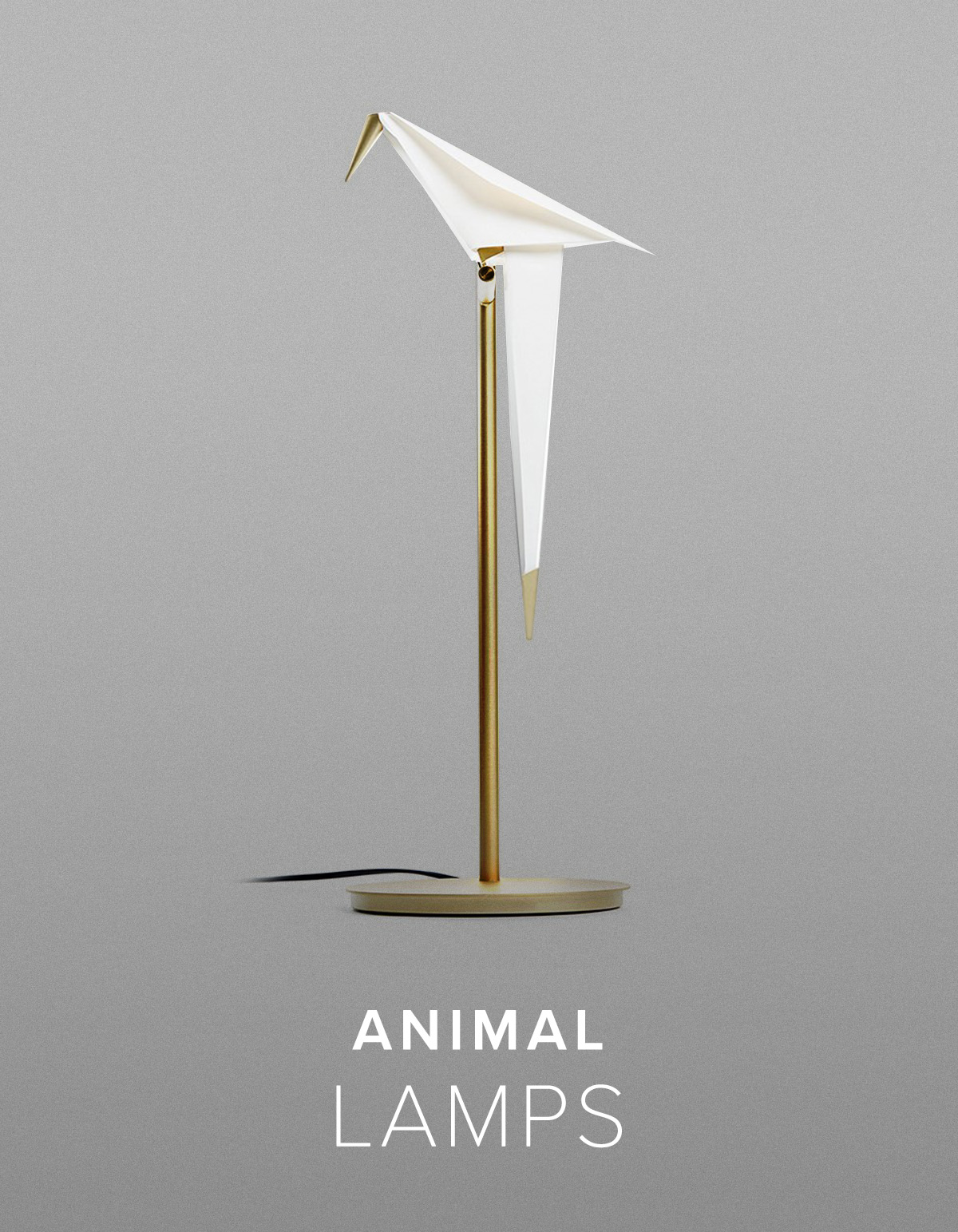 Animal Themed Table Lamps