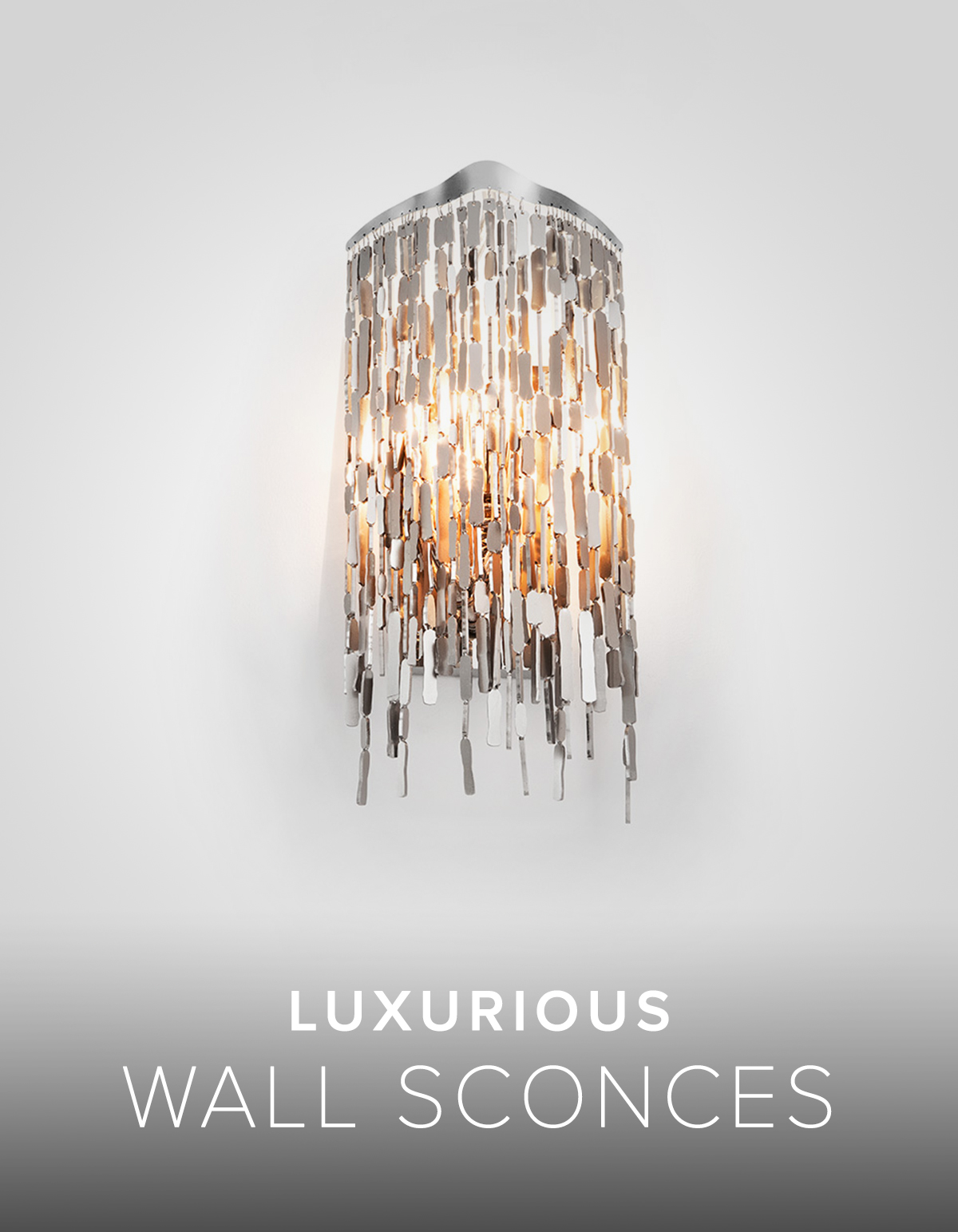Luxurious Wall Sconces