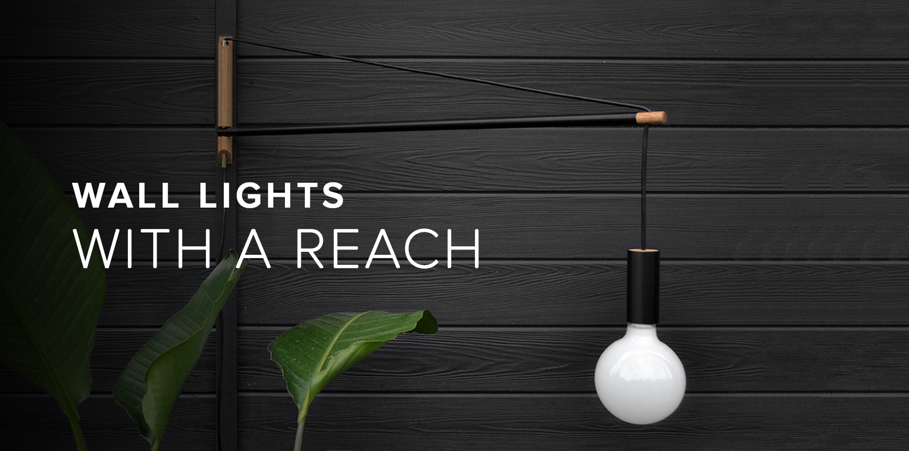 Wall Lights With A Reach