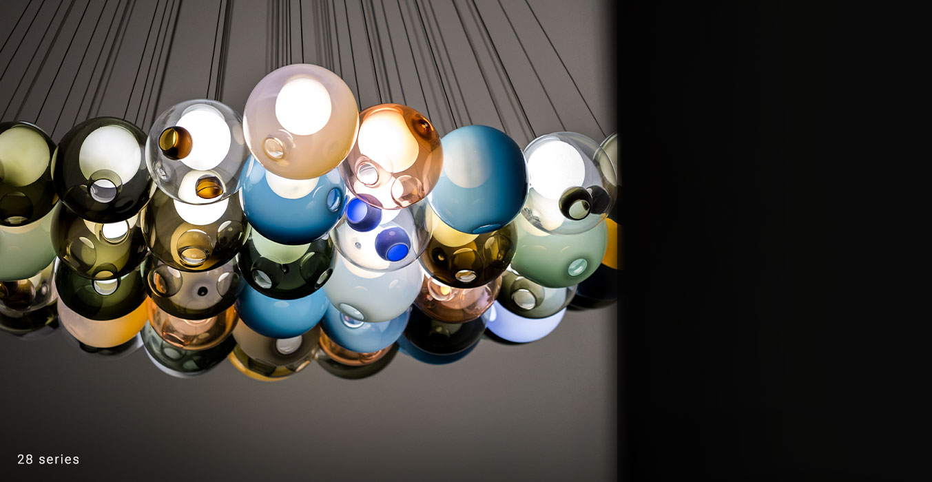 Contemporary Blown Glass