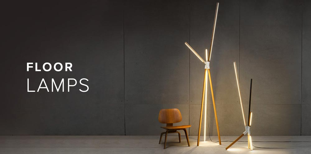Shop Floor Lamps