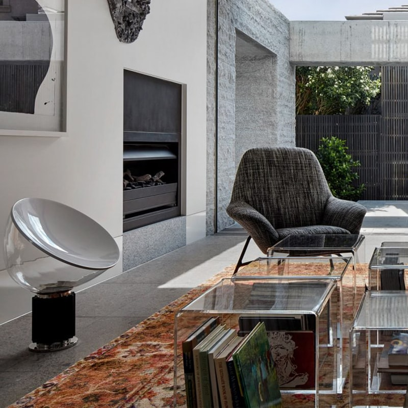 Taccia table halogen by flos in canada taccia table halogen 449500 mozeypictures Gallery