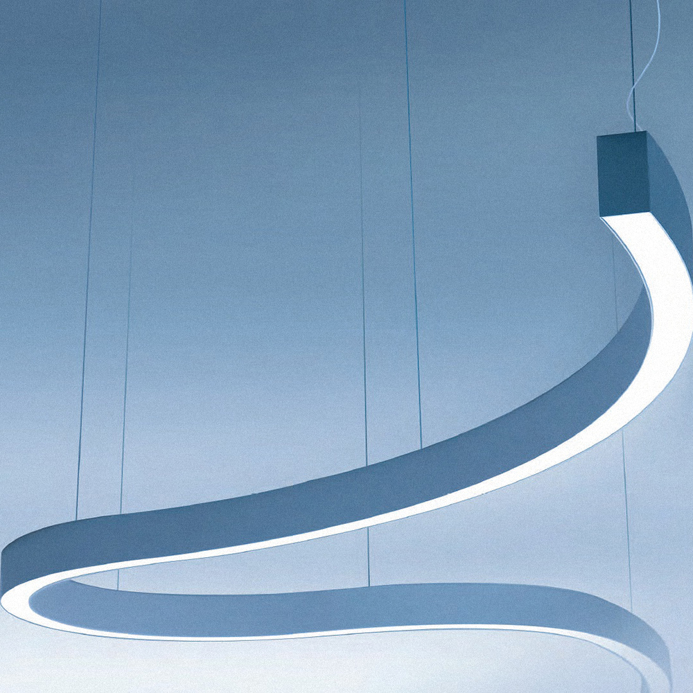 Linear Suspension Lights