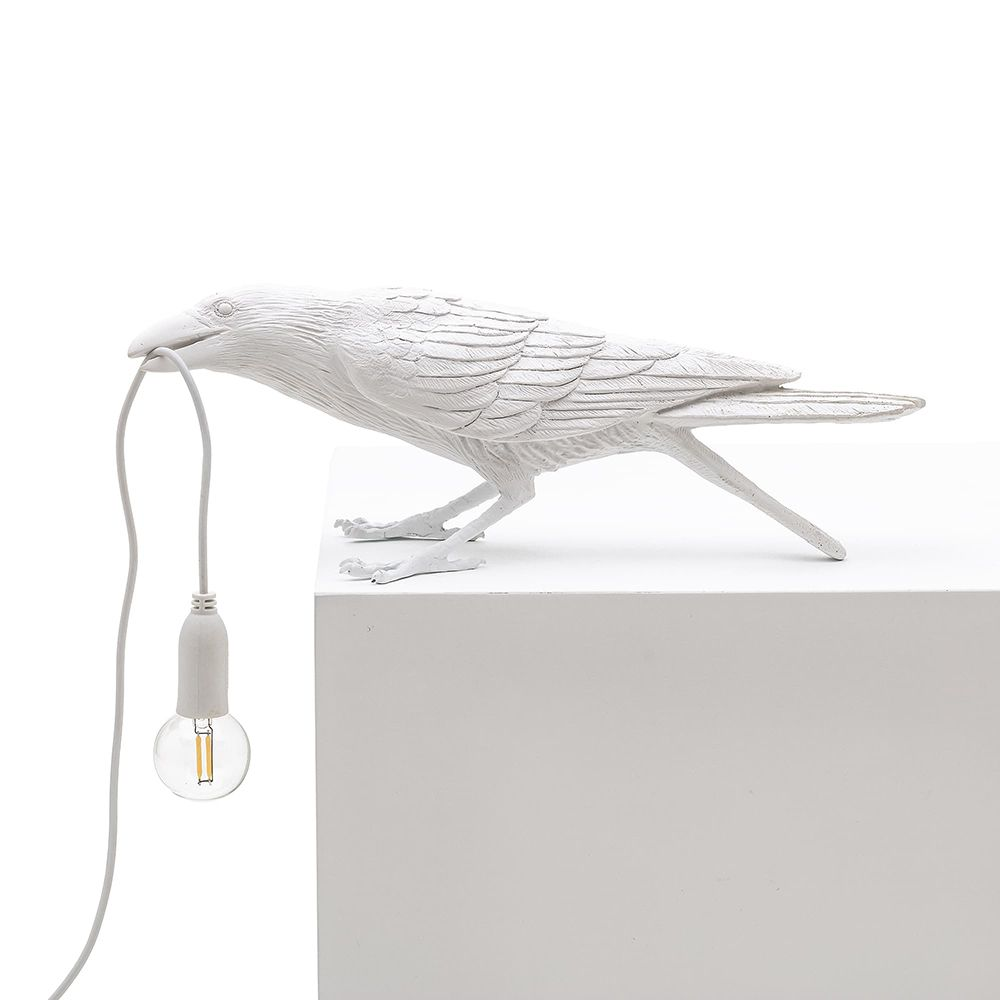 Bird Lamp Playing Table