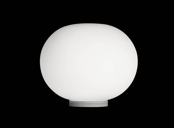 Glo ball basic zero table by flos in canada